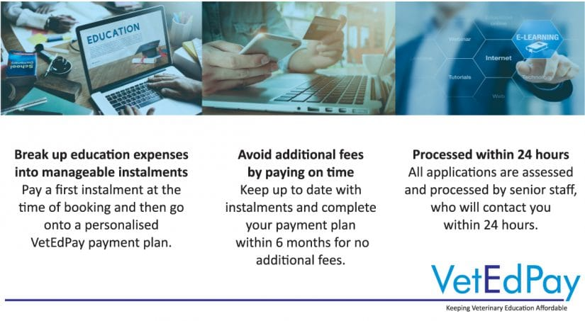 VetED Pay Improve International Australia